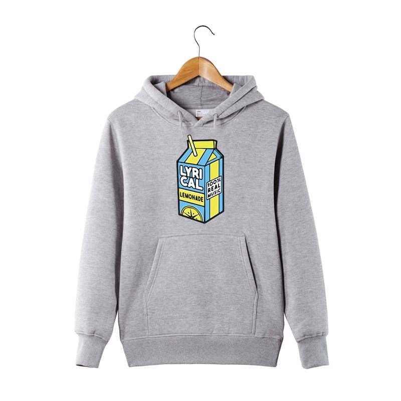 Lyrical Lemonade Hoodie 100% Real Music Funny Hoodie For Men/Women Lyrical Lemonade Pullover Hooded Sweatershirt