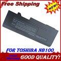 Nb100-12h jigu bateria do portátil para toshiba nb100-127 nb100-128 nb100-12a nb100-c02 nb100/h nb100-12m nb100-12s nb100-139