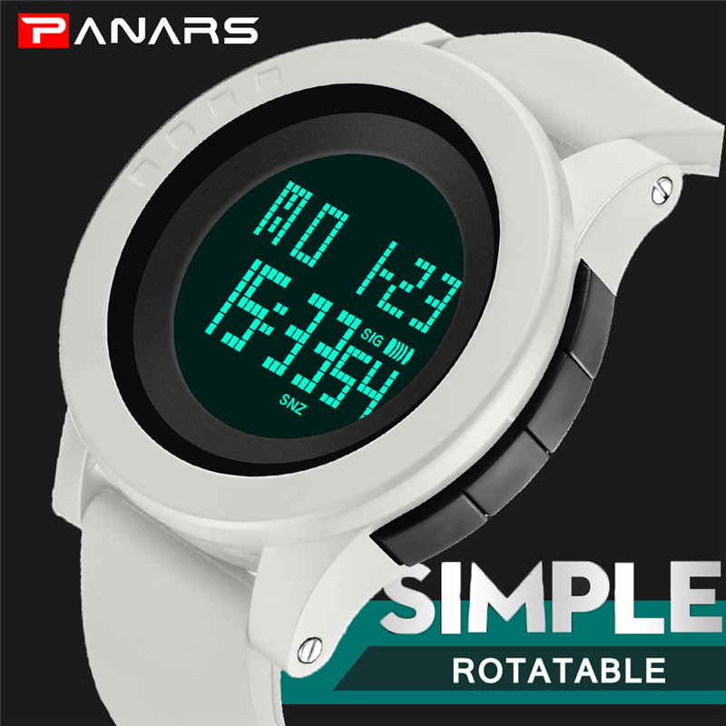 Women Digital Watch Relogio Feminino Sports Wrist Watch Female Clock Minimalist LED Electronic Running Watches For Women Outdoor
