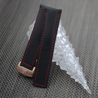 High Quality leather Nylon Watchbands 22mm Watch Sports Watch Band straps For Tag huere