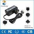 15 В 1.2A 18 Вт ноутбук AC адаптер питания зарядное устройство для Asus Eee Pad TF101 TF201 TF300 TF700 TF300T TF700T SL101 Tablet США/ЕС/ВЕЛИКОБРИТАНИЯ Plug