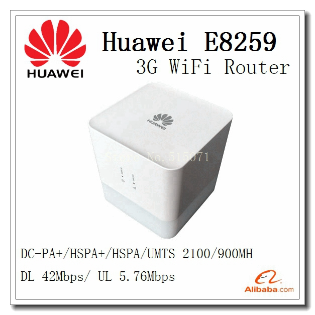 Unlocked Huawei E8259 E8259Ws high Speed Box 3G WIFI Router 900/2100MHz Wireless Mobile Hotpots Router new in box unlocked huawei hg552d adsl2 moden router