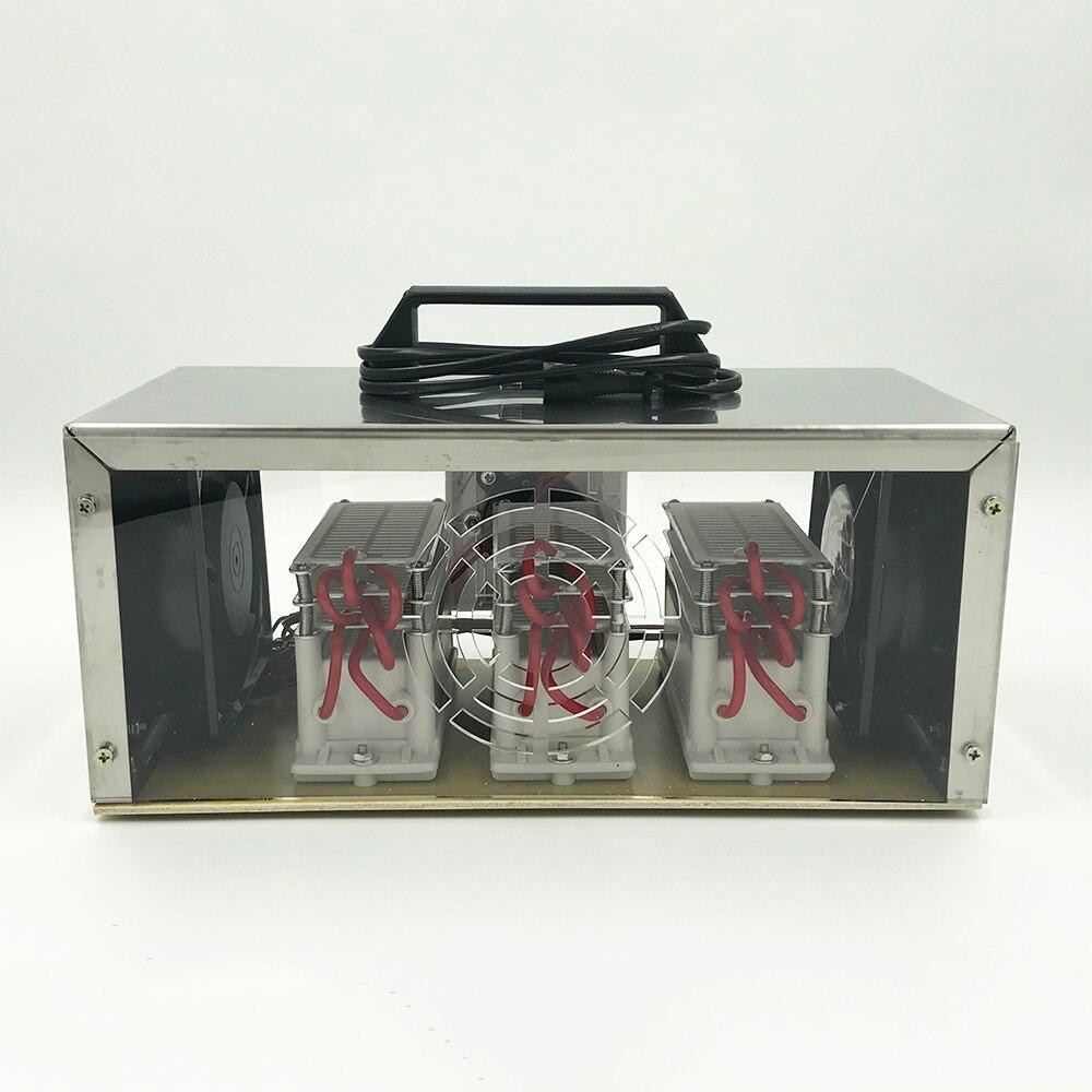 Purificateur d'air de machine d'ozonateur de générateur d'ozone de 50g 220V-in Purificateurs d'air from Appareils ménagers    3