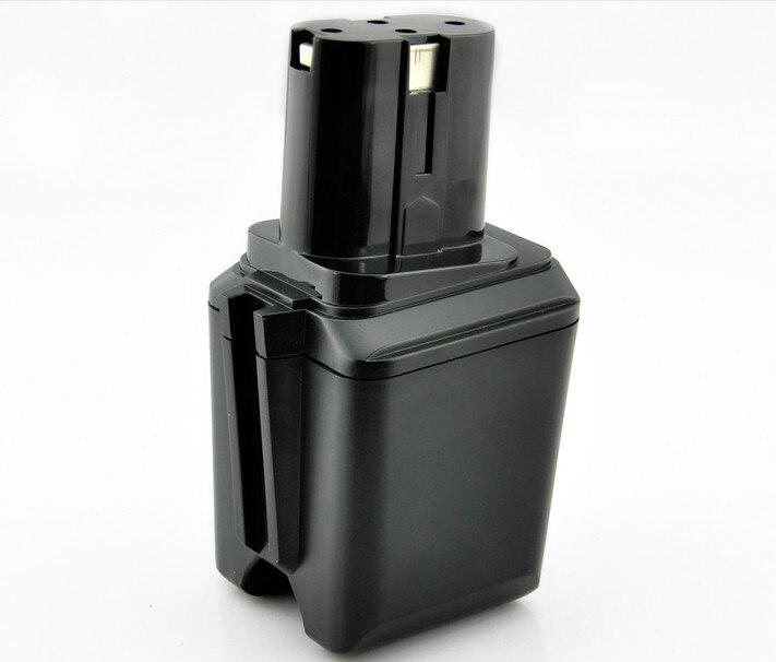 Puissant 12 V 6000 mAh Batterie D'outils Électriques Pour Bosch 12 Volts Exercices GSB 12 V GSB 12VES GSB 12 VESB GSB 12 VESP b-8220 BOSCH GBM 12 VE