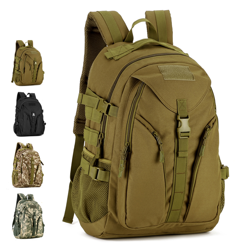 Hommes Durable Nylon sac à dos sac à dos ordinateur militaire Designer voyage décontracté tendance étudiant collège bouilloire mâle sac à dos sac