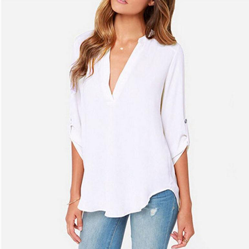 2016 top sales big sizes clothes v neck sleeved