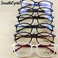 Кошачий глаз супер свет TR90 весь рим женщины и мужчины марка дизайн Высокое качество красочные оптическая кадр носите очки 2885