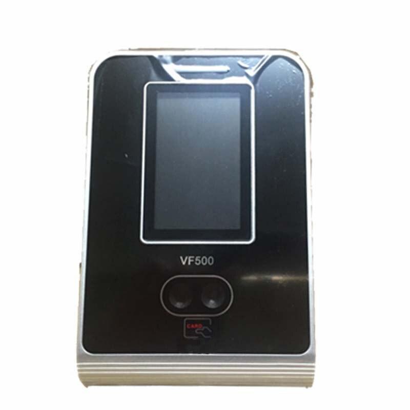 DHL Бесплатная доставка ZK WI-FI Для лица Время IClock система с 125 К ID Card Функция Wi-Fi лица посещаемости Системы ZK VF500 ...