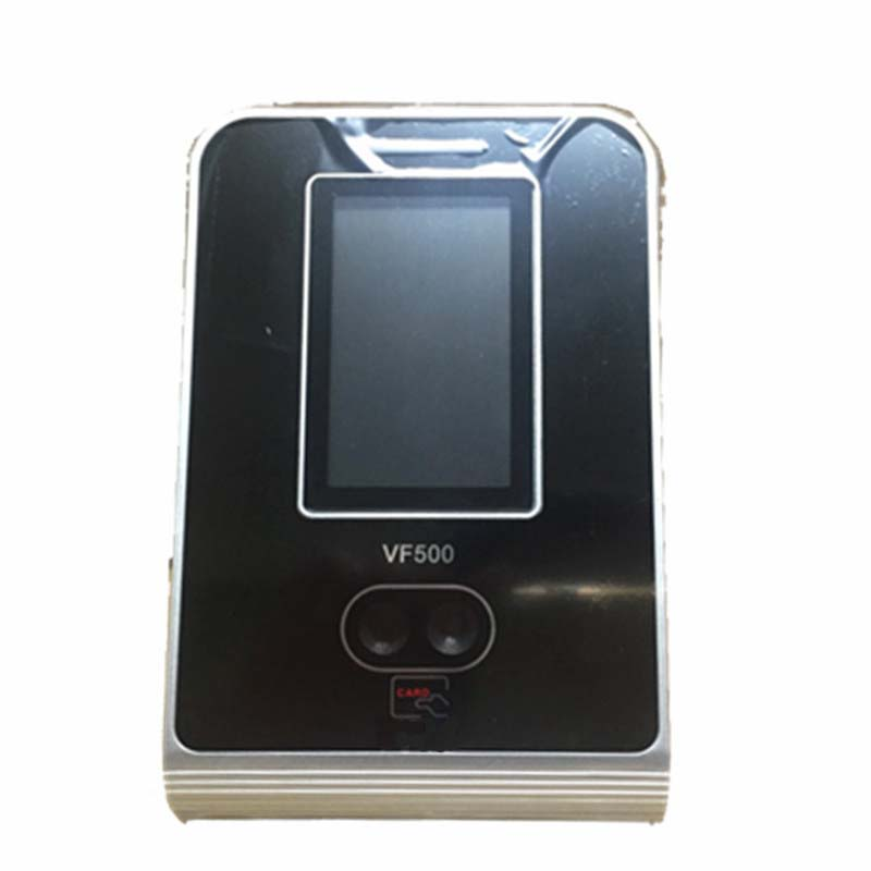 DHL Freeshipping ZK WIFI Face Time Iclock system With 125K ID Card Function WiFi Facial Attendance System ZK VF500 ...