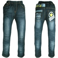 Boys Warm Jeans Winter MH0317