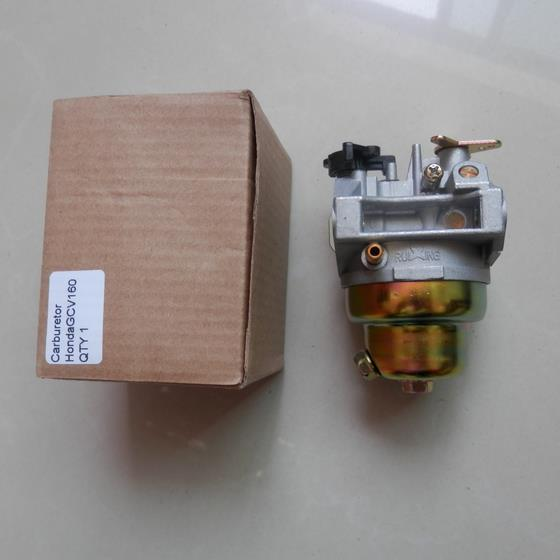 GCV160 CARBURETOR ASSY FOR HONDA GCV135 HRB216 HRR216 HRS216 HRT216 HRZ216 216 SERIES CARB LAWN MOWER CARBY PARTS recoil starter assembly for honda gc125 gc135 gc160 gcv135 gcv160 push mower hrb hrc hrr hrs hrt hrz 216 generator en2000 en2500