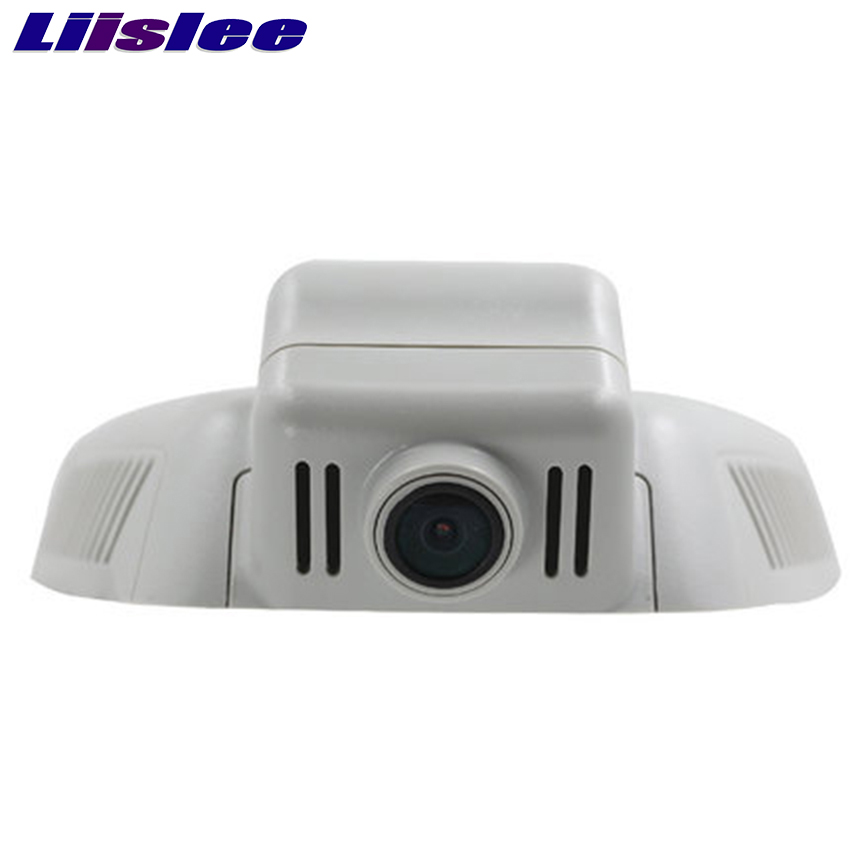 LiisLee For Benz E Class W207 W212 C207 2011-2017 Car DVR Dash Cam Mini Wifi Camera Driving Video Recorder Car Black Box for mitsubishi pajero car driving video recorder dvr mini control wifi camera black box novatek 96658 registrator dash cam