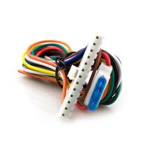Image 4 - Eunavi Universal Auto Alarm System Auto Tür Remote Zentrale Steuerung Sperren Keyless LED Schlüsselanhänger Zentrale Kit Türschloss
