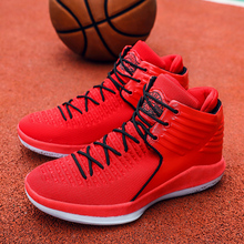Basketball Shoes Men Zapatillas Hombre James Tenis Basketball Sneaker Comfortable High Top Gym Training Boots Ankle Boots Sport