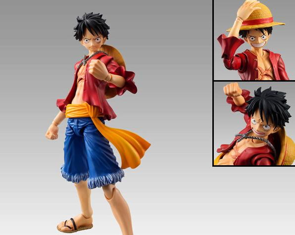 Action Figures pirate handles straw hat luffy handrail handover replacement action figures toys action figure