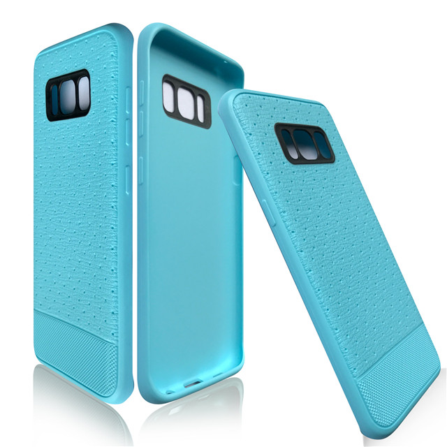 MDFUNDAS Business Style Phone Case For Samsung Galaxy S8 High Quality TPU Case For Galaxy S8 8