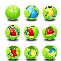 3D Magic Intellect Puzzle Maze Ball Maze Ball Brain Teaser Game Educations For Kids IQ Training
