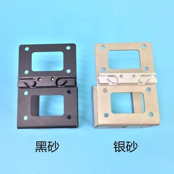 3D Printer Accessories MK7 MK8 extruder mounting Bracket U-Shaped Metal Bracket