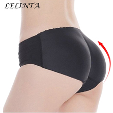 Fashion Women Lady Padded Seamless Butt Hip Enhancer Shaper Panties Underwear