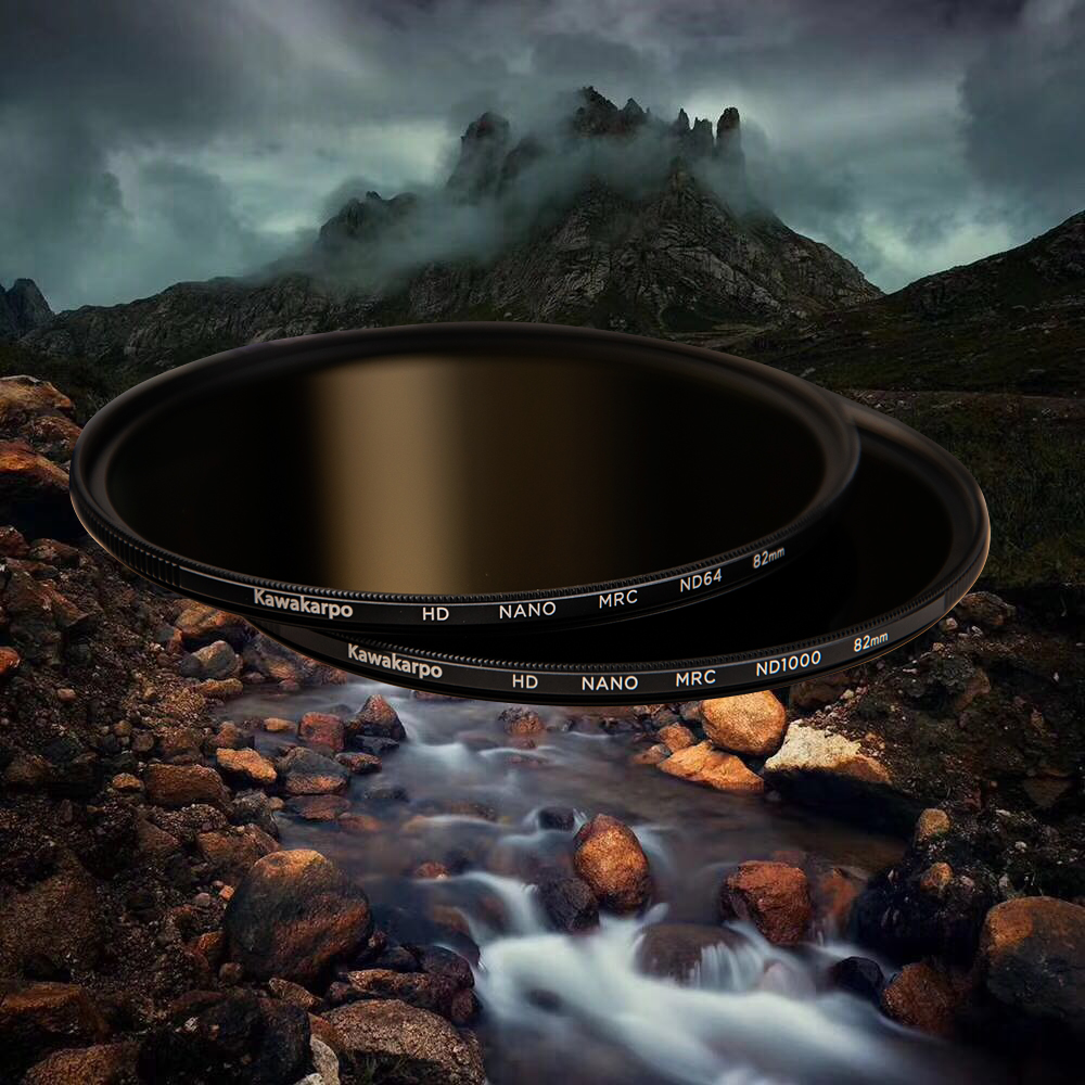 ND1000 72mm HD Ultra-thin professional landscape photography Filter Neutral Multicoated Density Optical Glass Filter kawakarpo nd1000 77mm hd ultra thin professional landscape photography filter neutral multicoated density optical glass filter