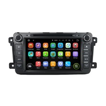 android 7.1.1 HD 1024*600 car dvd player gps navi autoradio for MAZDA CX-9 2012-2013 3G wifi dvr navigation with free map camera