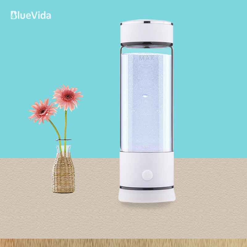 1600ppb hydrogen rich water bottle, hydrogen and oxygen separation exhaust,Unlimited water quality1600ppb hydrogen rich water bottle, hydrogen and oxygen separation exhaust,Unlimited water quality