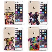 Transparent iPhone Cases For 7Plus 6 6S 6Plus 5 5S SE