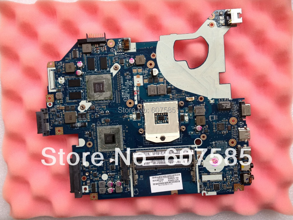 P5WE0 LA-6901P Mainboard For ACER 5750 5750G Laptop Motherboard MBRAZ02001 100% Tested