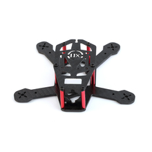 H150 MIni 150mm 4 Axes Carbon Fiber Quadcopter Frame RC Drone Accessories Kit for FPV K5BO