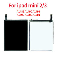 Original For iPad mini 2 Lcd display A1489 A1490 A1491 For ipad mini 3 LCD Screen display replace A1599 A1600 A1601 Replacement