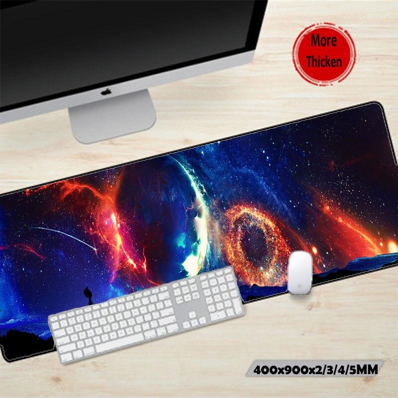Mairuige для украшения Настольный Творческая звезда планет Мышь pad стол Pc ноутбук Keyborad игры Игровые мыши для улучшения Мышь Скорость