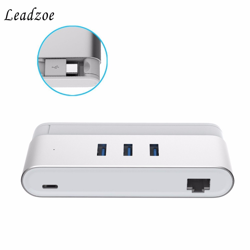 USB HUB Ethernet Type c 3 port USB 3.0 HUB Gigabit Ethernet Network Adapter 3 USB Ports and Type C RJ45 1000 Gigabit Ethernet usb 3 1 type c to 100mbps ethernet network lan adapter with 3 port usb hub