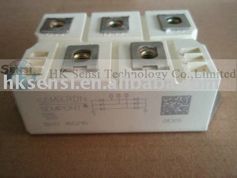 SEMIKRON SKD160-16 brigde rectifiers Modules in stock