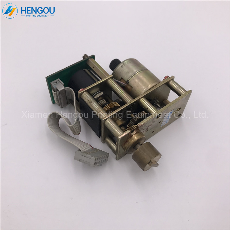 1 Piece Free Shipping Original Used Printing Parts Ink Key Motor For Offset Printing Machine