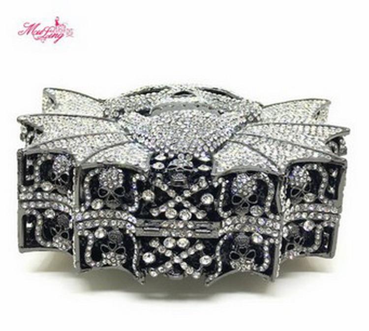 Crystal Women Clutches Handbag (1)