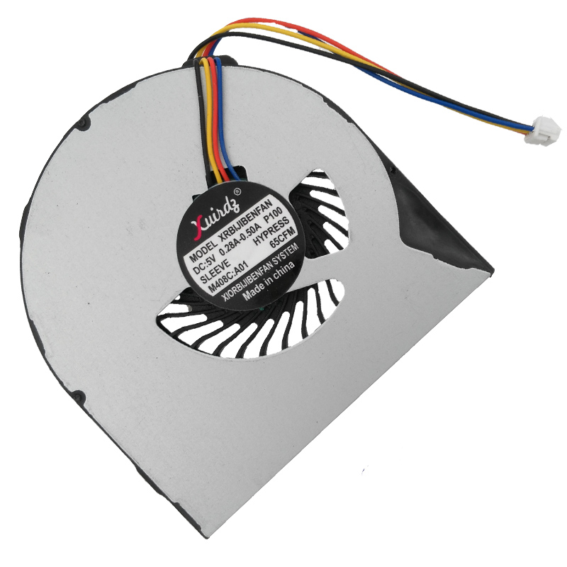 New G580 Fan KSB05105HB-BJ75 DC5V 0.32A CPU Cooling Fan for Lenovo G480 G480A G480AH G580 G580A CPU Cooling Integrated Graphic