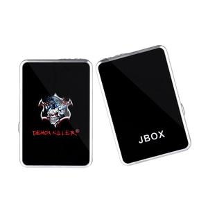 Image 4 - מקורי שד רוצח JBOX Mod 420mAh מובנה סוללה Vape Mod fit JBOX Pod מחסנית קרמיקה סליל E סיגריות Pod מאדה