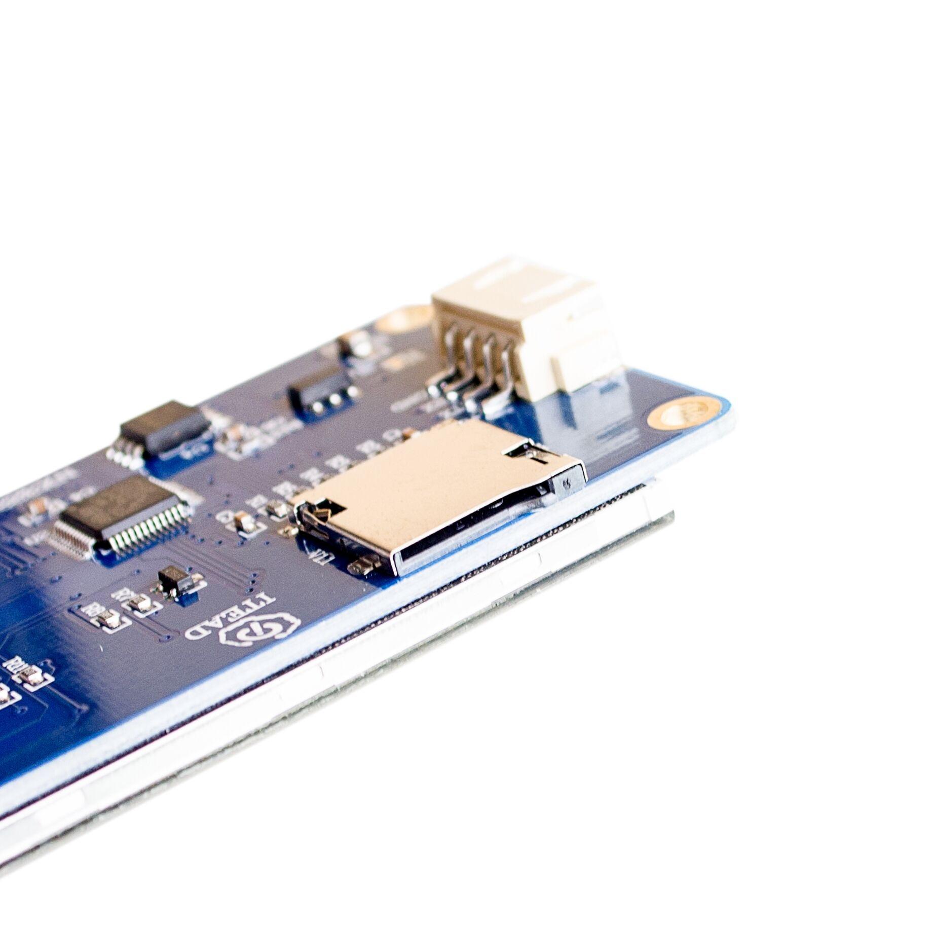 "Image 5 - Nextion 2.4"" TFT 320 x 240 resistive touch screen UART HMI Smart raspberry pi LCD Module Display  TFT Englishraspberry piraspberry pi 2nextion tft lcd -"