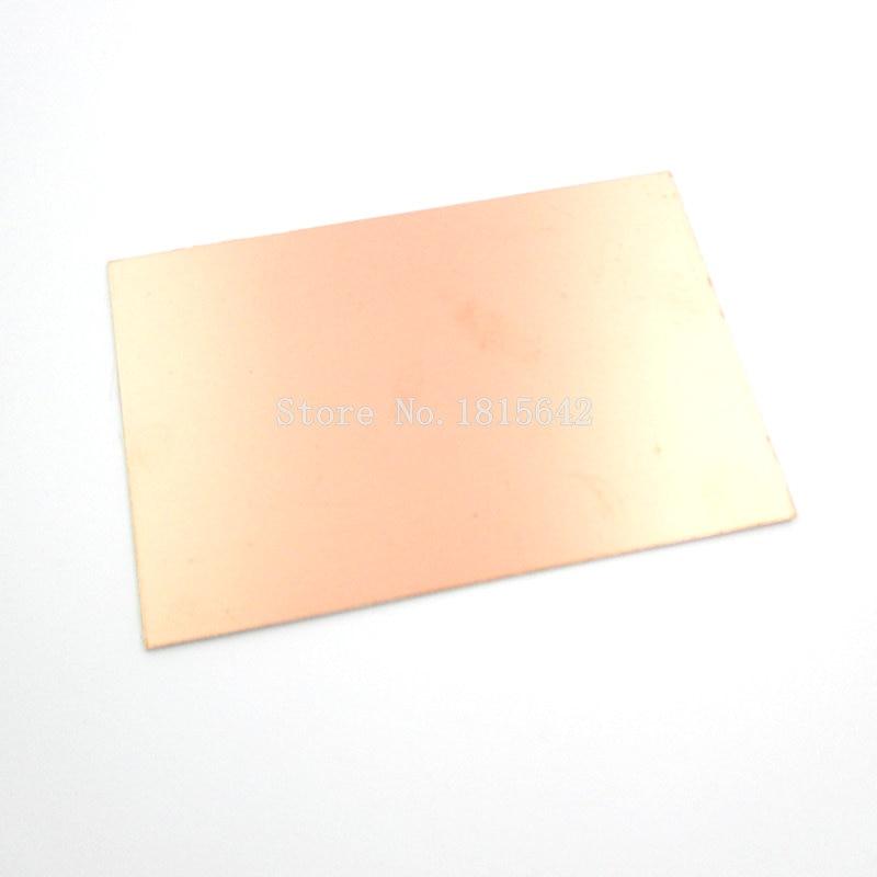 5PCS/Lot Epoxy Fiber FR4 Copper Clad Plate Laminate Circuit Board Double Side PCB 75 X 100 X 1.5mm 10X7.5cm DIY