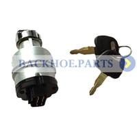 Zündung Schalter 4360297 für Hitachi Bagger EX200-3 EX200-5 EX400-5 EX550-5