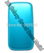 3D Sublimation Phone Cover Case Mould For Samsung Galaxy Grand Duos  цены