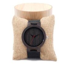 Бобо Птица C22P Деревянные Часы Мужчины Марка Дизайнер Роскошные Кожаные группа Древесины Часы для Мужчин Кварцевые Часы Женщин в Подарок коробка