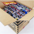 Envío Gratis 72 unids una caja Original hot wheels Rápido y furioso De Aleación modelo de coche 1: 64 juguete del bebé de Need for Speed venta al por mayor