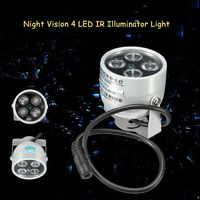CCTV LEDS 4 array IR led Licht IR Infrarot wasserdicht Nachtsicht CCTV Füllen Licht Für CCTV Kamera ip kamera