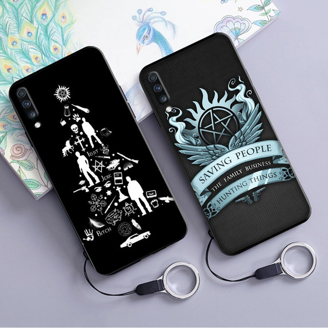 Supernatural Soft Case for Samsung Galaxy Phones
