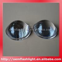 52mm Vidro Óptico LED Lamp Lens-1 pc