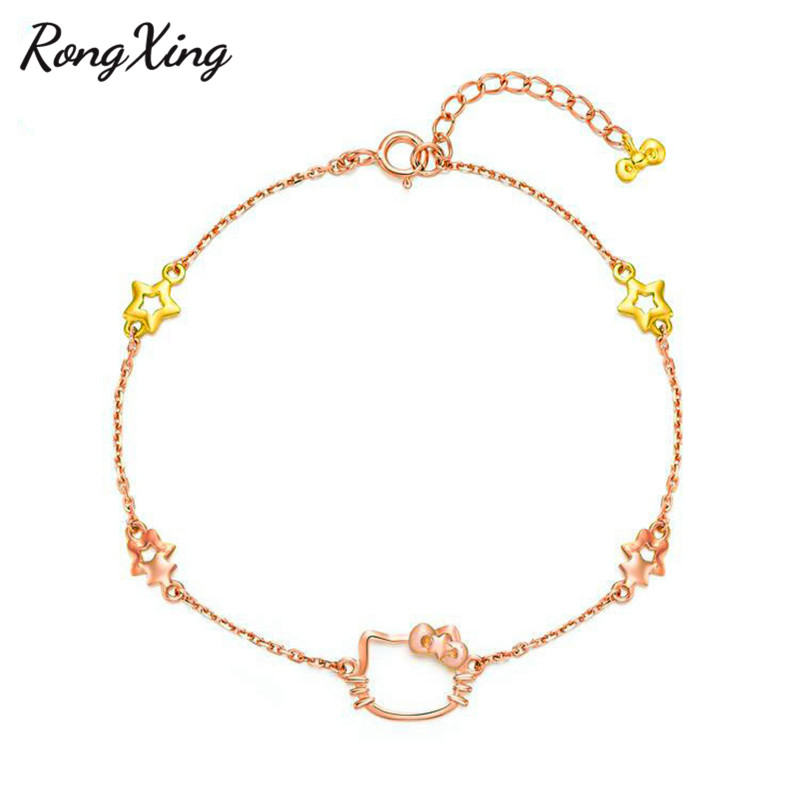 Buy hello kitty gold bracelet and get free shipping on AliExpress.com