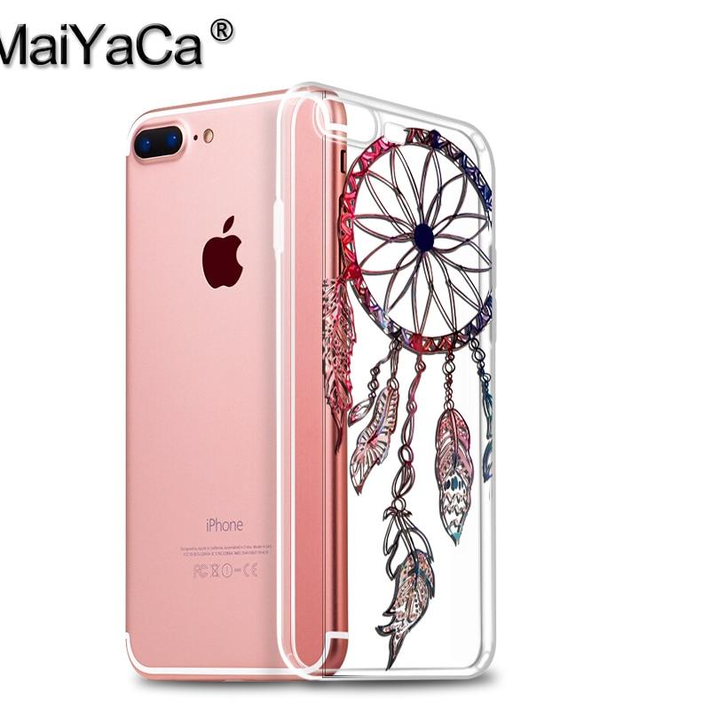 MaiYaCa 만다라 꽃 드림 캐처 TPU Soft 폰 Case 액세서리 - 휴대폰 액세서리 및 부품 - 사진 3