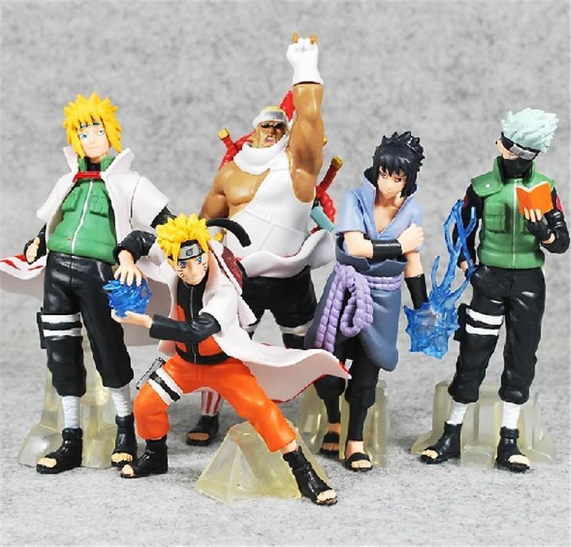5-pcs-lot-Naruto-Action-Figure-Doll-Toys-Japanese-Anime-PVC-Model-Kakashi-Naruto-Sasuke-Collection