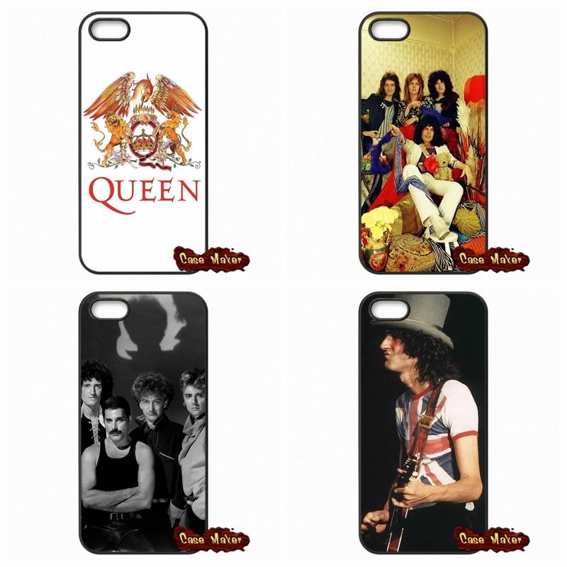 queen ii Legend Queen Rock Bands Case Cover For Samsung Galaxy S S2 S3 S4 S5 MINI S6 S7 edge Note 2 3 4 5 7
